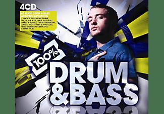 VARIOUS - 100 Percent Drum & Bass  - (CD)