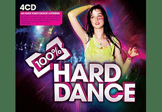 VARIOUS - 100 Percent Hard Dance  - (CD)