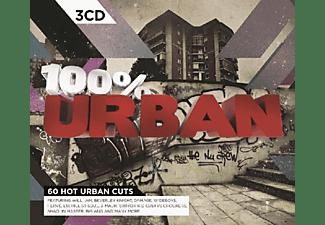 VARIOUS - 100 Percent Urban  - (CD)