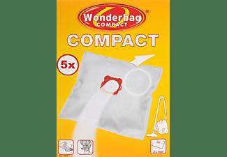 Bolsas de aspirador - Rowenta WB 3051 WONDERBAG-MINI, 5 unidades, Microfibra