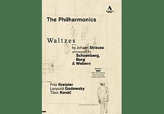 The Philharmonics - Walzer by Johann Strauss arr.Schönberg/Berg/Webern  - (DVD)