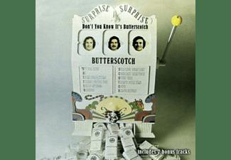 Butterscotch - Don't You Know It's Butterscotch  - (CD)