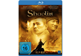 Shaolin Blu-ray