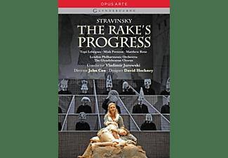 Jurowski/Lehtipuu/Persson - Igor Strawinsky - The Rake's Progress  - (DVD)