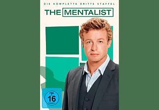 The Mentalist - Staffel 3 DVD
