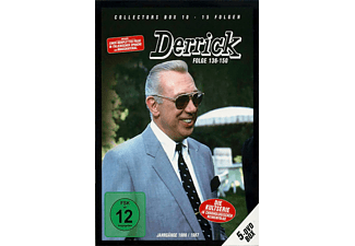 Derrick: Collector's Box Vol. 10 (Folge 136-150) DVD