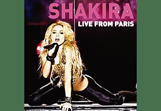 Shakira - Shakira - Live From Paris  - (CD + DVD Video)