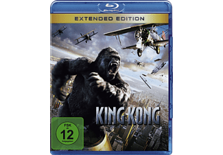 King Kong (Extended Edition) - (Blu-ray)