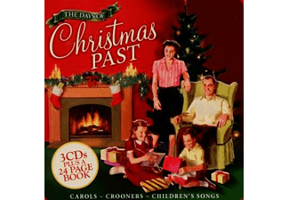Various - Days Of Christmas Past (Lim. Metalbox Ed.)  - (CD)