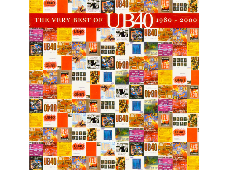 UB40 - Best Of Ub40,The Very CD