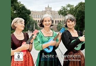 Wellküren - Beste Schwestern - 25 Jahre Wellküren [Cd+dvd]  - (CD)