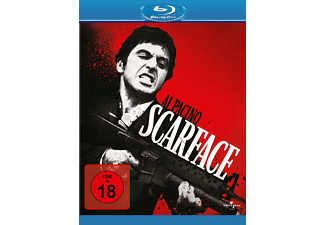 SCARFACE (UNG. VERSION/REPLENISHMENT) Blu-ray