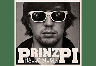 Prinz Pi - Hallo Musik  - (CD)