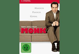 Monk - Staffel 3 DVD