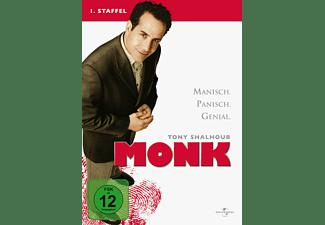 Monk - Staffel 1 DVD