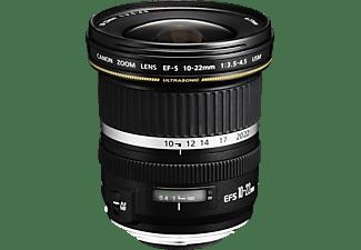 CANON EF-S 10-22mm USM 10 mm - 22 mm f/3.5-4.5 USM, EF-S (Objektiv für Canon EF-S-Mount, Schwarz)