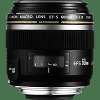 CANON EF-S F/2,8  60mm MAKRO USM 0284B007 Makro für Canon EF-S - 60 mm, f/2.8