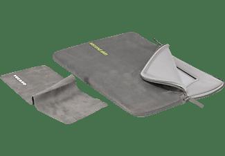 TUCANO 30104 BFUS-MB13-GV Notebooktasche Sleeve für Universal Mikrofaser, Grau