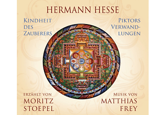 - Kindheit des Zauberers & Piktors Verwandlungen  - (CD)