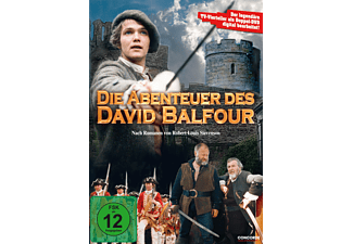 Die Abenteuer des David Balfour DVD