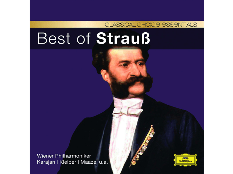 VARIOUS - Best Of Strauss (Cc) [CD]
