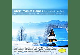 Andre/Maisky/Mutter/Ec/Eco/BP/WP/+ - Christmas At Home-Das Konzert Zum Fest (Cc)  - (CD)