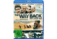 THE WAY BACK - DER LANGE WEG [Blu-ray]