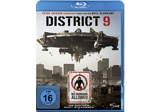 District 9 - (Blu-ray)