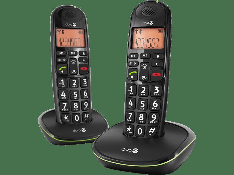 DORO PhoneEasy® 100w Schnurloses Telefon