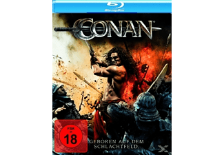 Conan der Barbar [Blu-ray]