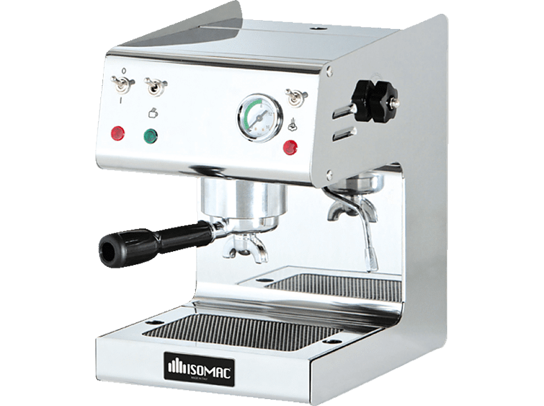 ISOMAC IS120031 Maverick Espressomaschine Edelstahl
