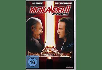 Highlander II - Die Rückkehr DVD