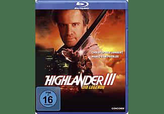 Highlander III - Die Legende Blu-ray