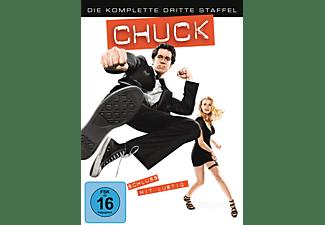 Chuck - Staffel 3 DVD