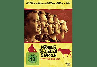 Männer die auf Ziegen starren DVD