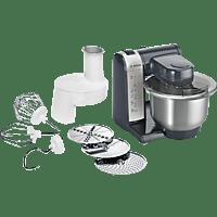 BOSCH Küchenmaschine MUM 48 A 1 PROFI MIXX ANTHRAZIT/SILBER