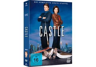 Castle - Staffel 1 DVD