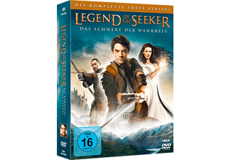 Legend of the Seeker - Staffel 1 DVD