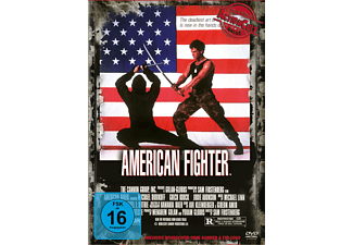 """American Fighter - """"Action Cult Uncut"""" DVD"""