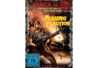 """Missing in Action - """"Action Cult Uncut"""" DVD"""