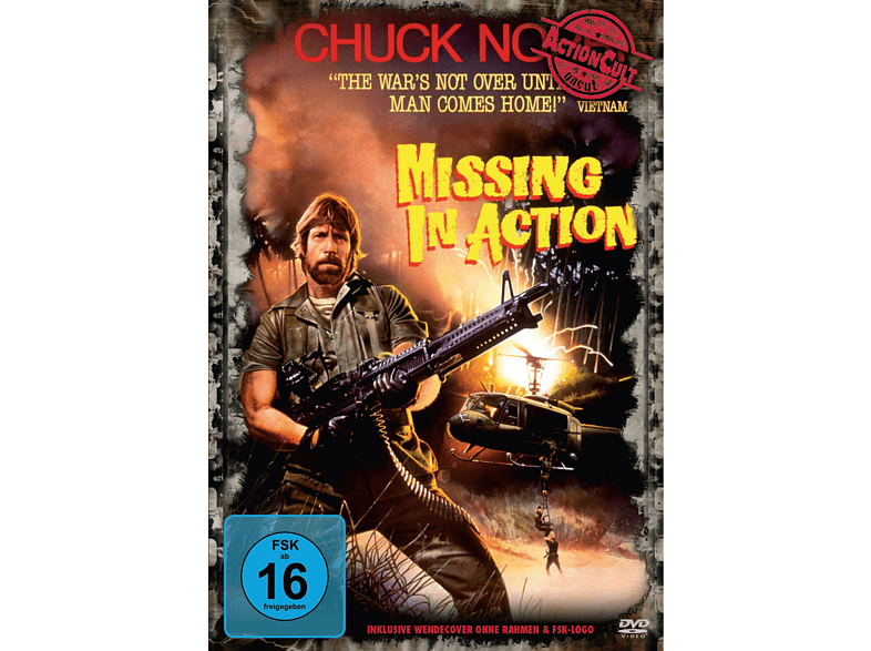 """Missing in Action - """"Action Cult Uncut"""" [DVD]"""