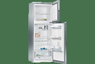 SIEMENS KD29VVL30  Kühlgefrierkombination (A++, 204 kWh, 1610 mm hoch, Silber)