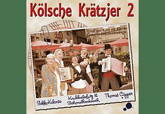 VARIOUS - Kölsche Krätzjer 2  - (CD)