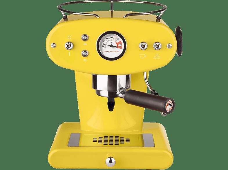 FRANCIS-FRANCIS 6339 X1 Ground Espressomaschine Gelb