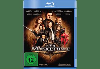 Die drei Musketiere Blu-ray