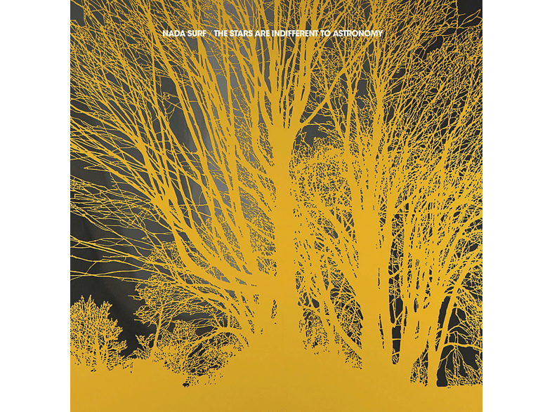 Nada Surf - THE STARS ARE INDIFFERENT TO ASTRONOMY [CD]