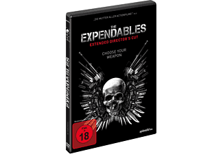 The Expendables - Extended Version [DVD]