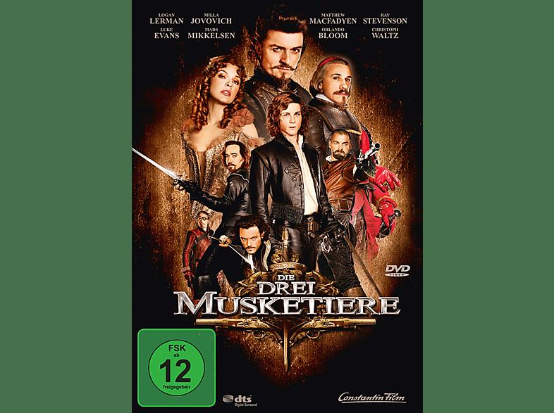 Die drei Musketiere [DVD]