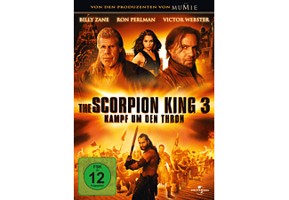 The Scorpion King 3 - Kampf um den Thron - (DVD)