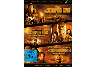 The Scorpion King - 3 Movie Collection DVD